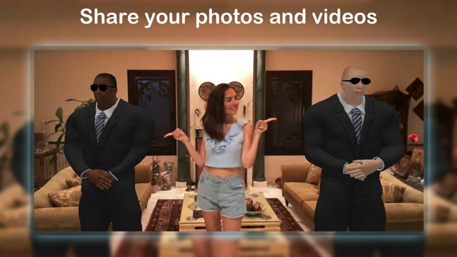 ARvid Augmented Reality Screenshot