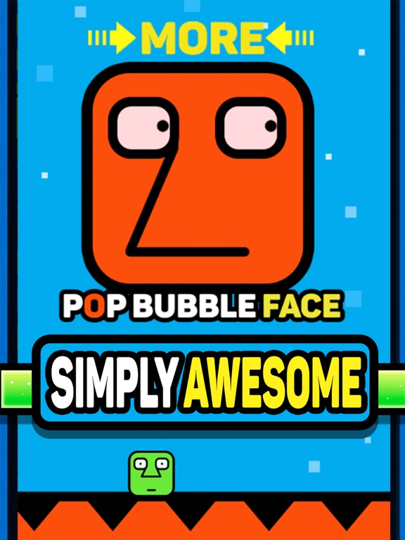 Pop Bubble Face Screenshots