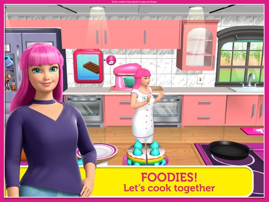 Barbie Dreamhouse Adventures screenshot #3