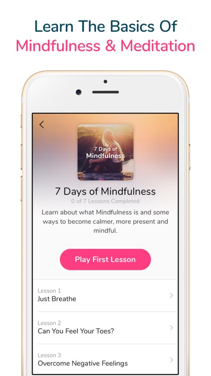 3 Minute Mindfulness
