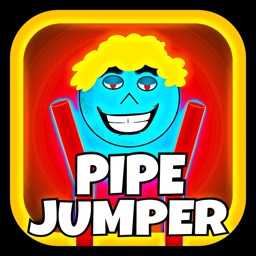 Pipe Jumper: Line Split Screen
