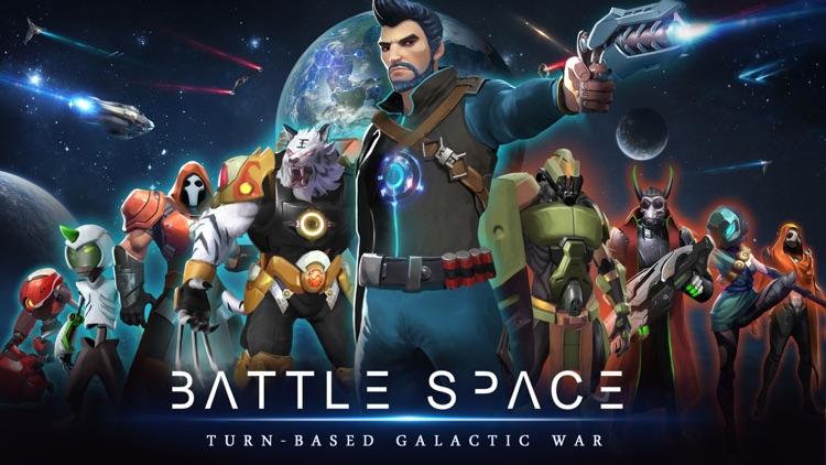 Battle Space - Strategic War screenshot-0