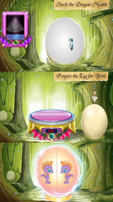 Fairy Dragon Egg Screenshot