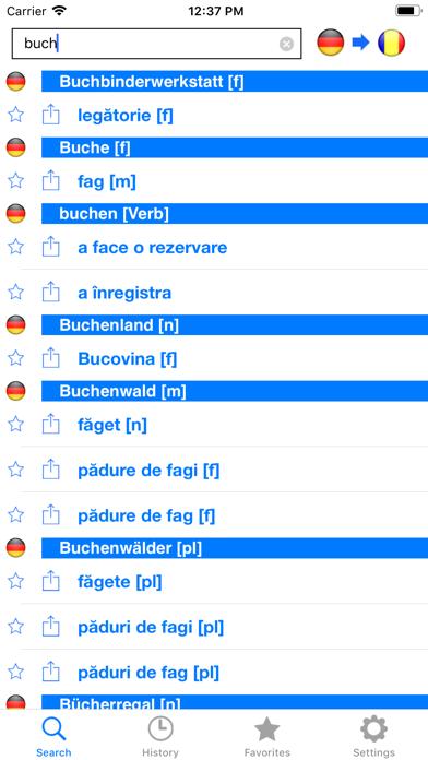 messages.download Rumänisch Deutsch Wörterbuch software