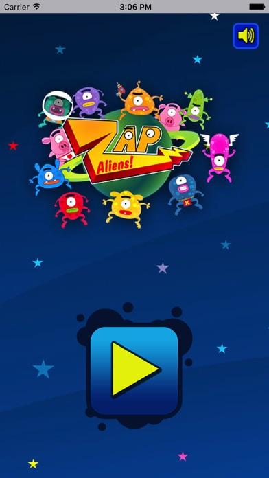 镭射外星人-大快人心的射击消除游戏 Screenshot