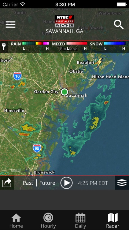 WTOC First Alert Radar screenshot-0