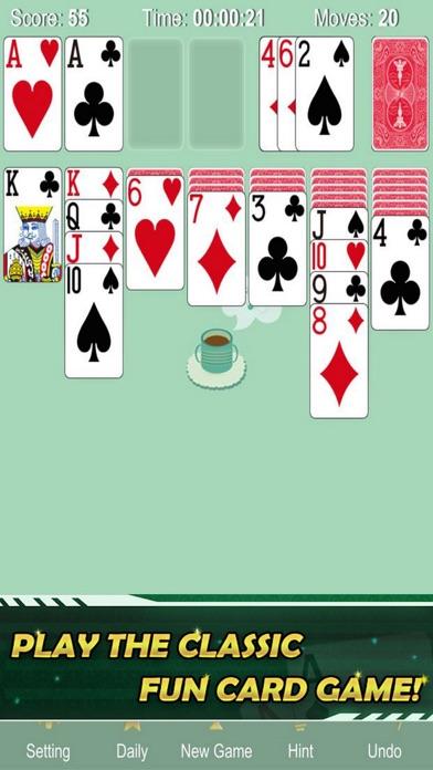 Brain Card Play - Solitaire screenshot 1