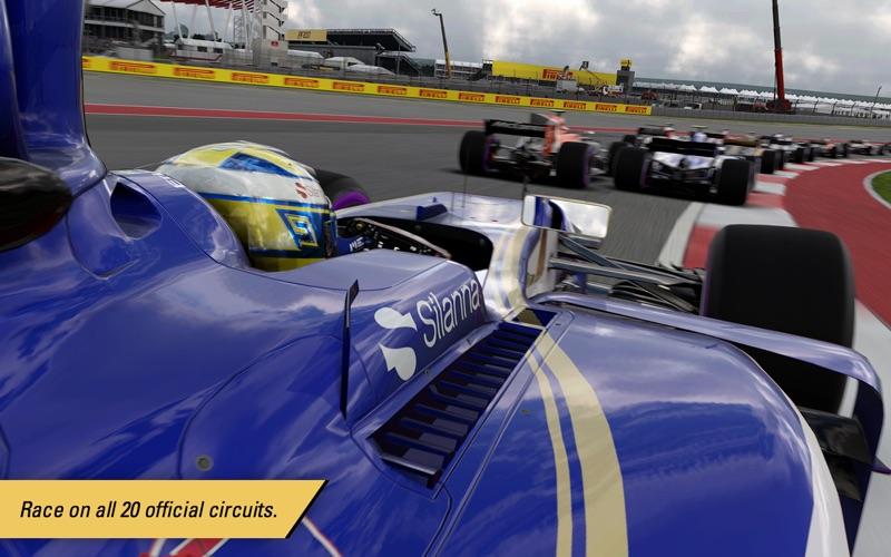 F1™ 2017 screenshot 4