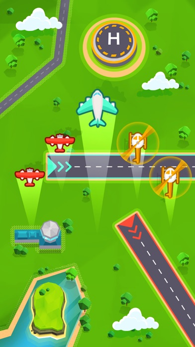 Super AirTraffic Control screenshot 1