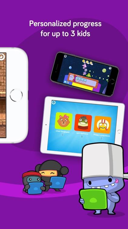 codeSpark Academy: Kids Coding screenshot-5