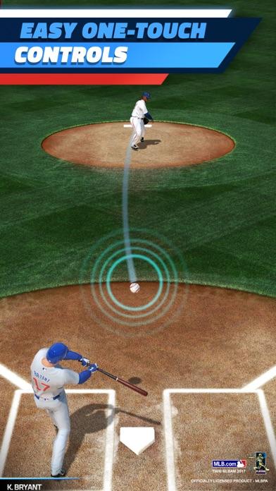 MLB Tap Sports Baseball 2017 iPhone