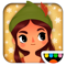 App Icon for Toca Tailor Fairy Tales App in South Africa IOS App Store