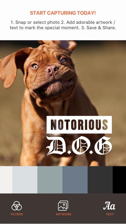 Pet Pics - Pet Photo Editor screenshot-4