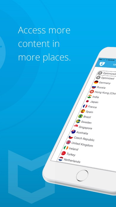 Safe VPN Connect – Hotspot VPN App Report on Mobile Action ...
