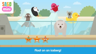 Sago Mini Zoo Screenshot 3