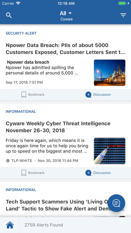 Cyware Enterprise screenshot-1