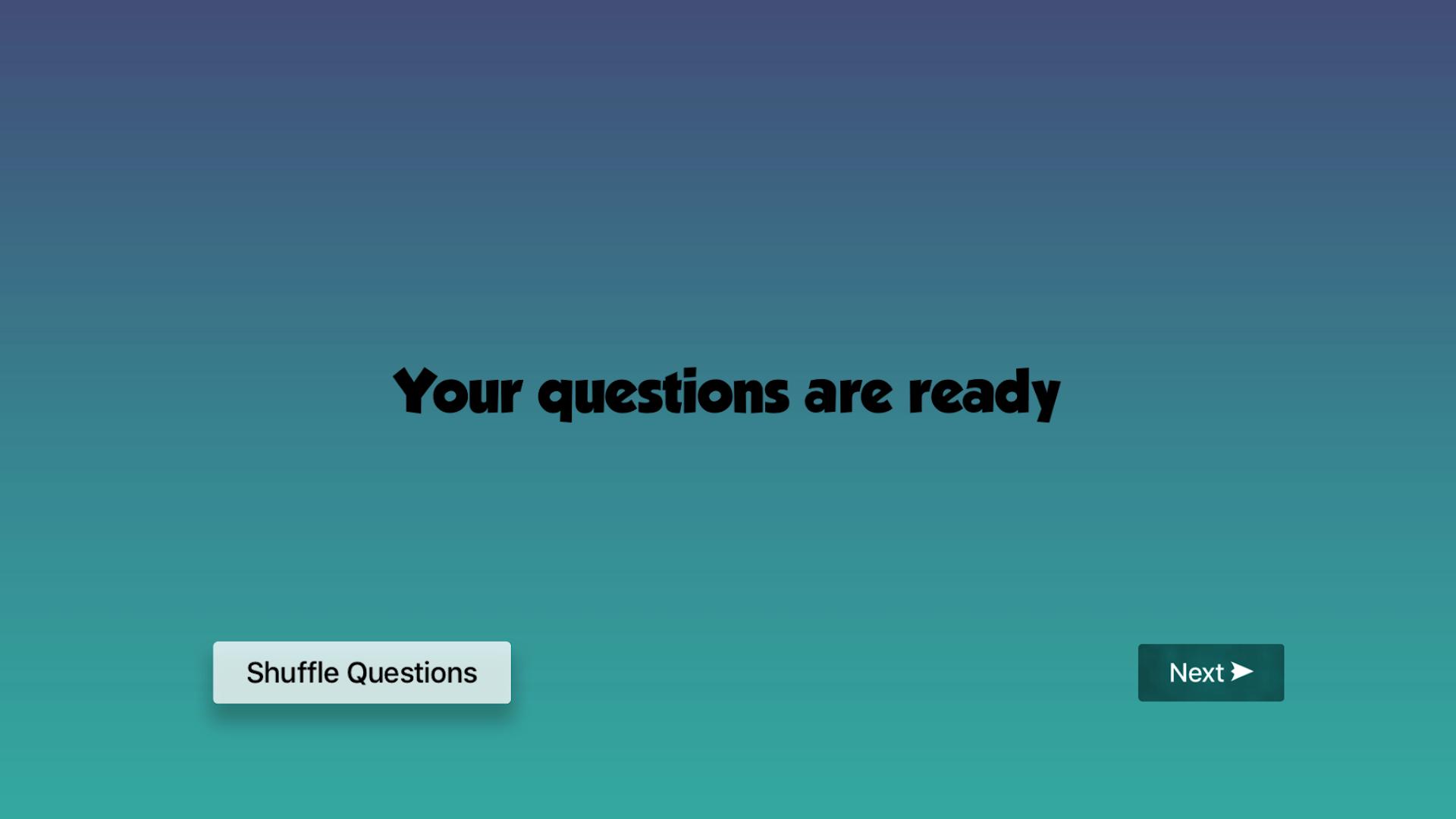 Trivia TV screenshot 4