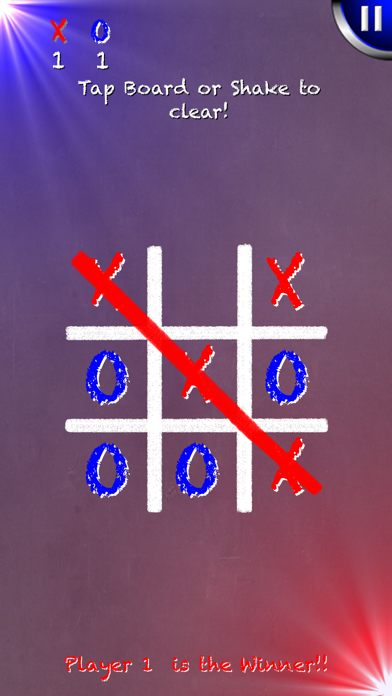 Noughts & Crosses Extreme! screenshot one