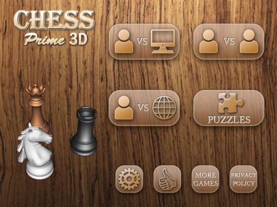Игра Chess Prime 3D