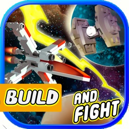 Build and Fight space shooter