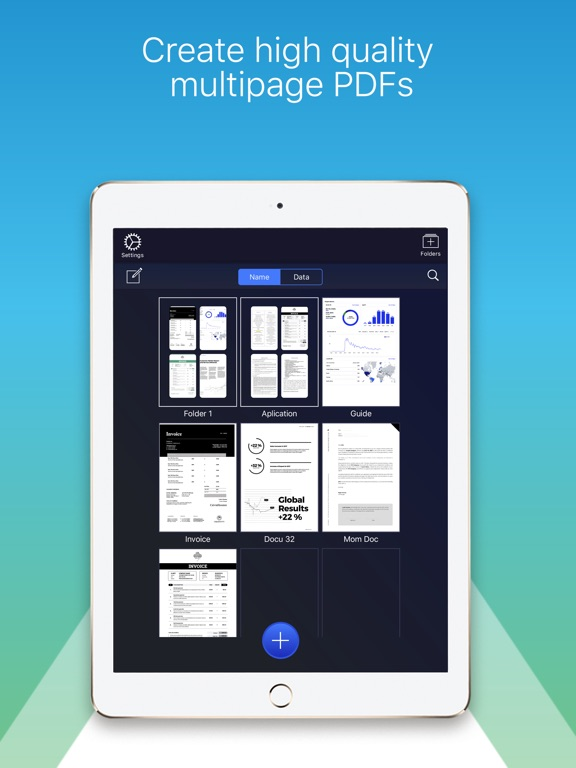 Document Scanner + Screenshots