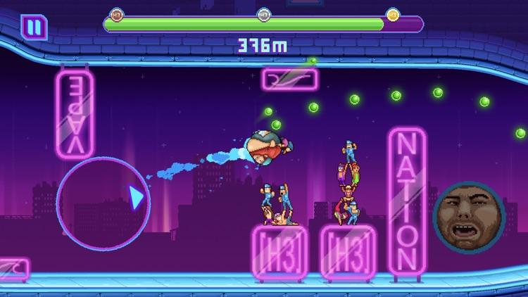 H3H3: Ball Rider screenshot-9