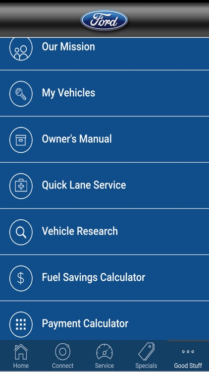 Galpin Motor's Automotive App screenshot-4