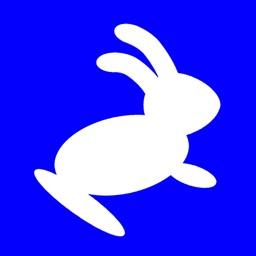 Virtual Rabbit - Running Pacer