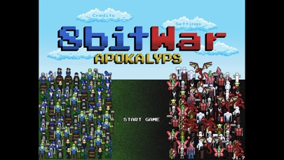 Screenshot #6 for 8bitWar: Apokalyps