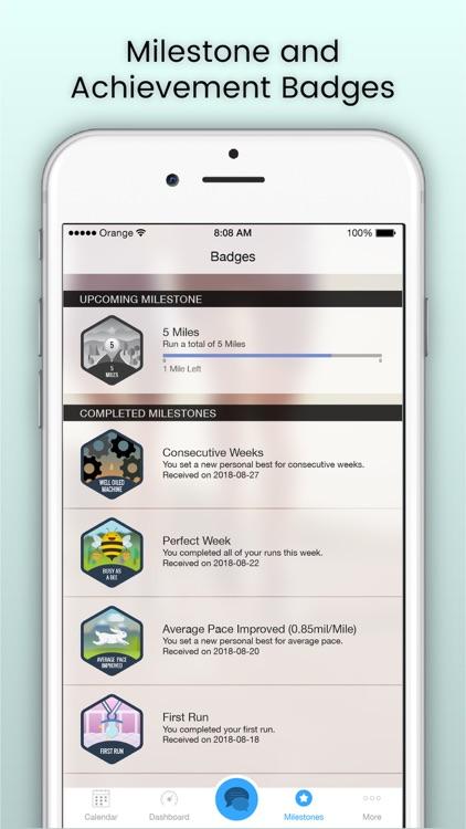 SportMe First 5K + Speed Coach screenshot-5
