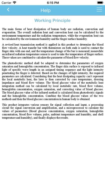 GlucoDaily ESERTECH screenshot-4
