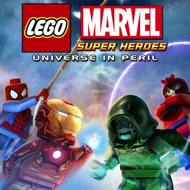 LEGO® Marvel Super Heroes on the App Store