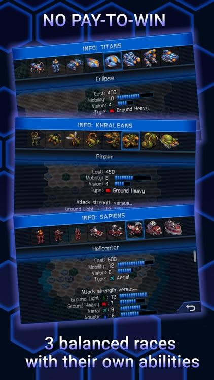 UniWar: Multiplayer Strategy screenshot-4