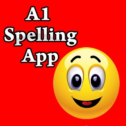 A1 Sight Word Spelling App