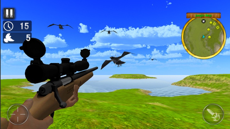 Flying Birds Huntsman: Real Adventure Hunting 2017
