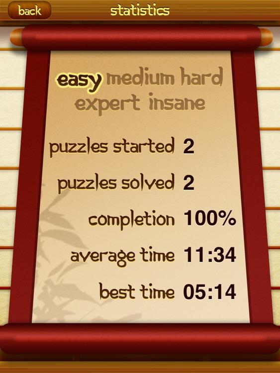Sudoku HD! screenshot-4