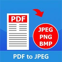PDF To JPEG Converter