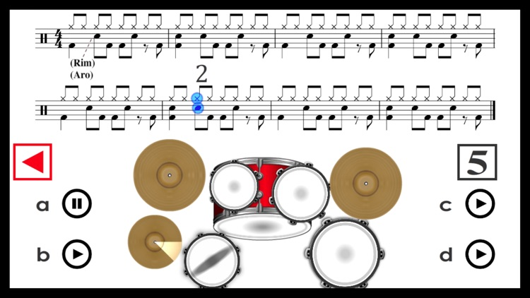 Learn how to play Drums PRO screenshot-4