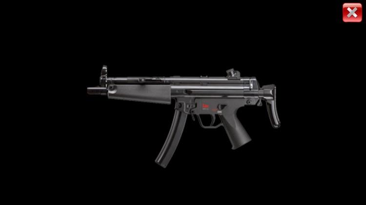 Simulator Gun & Weapon HD screenshot-3