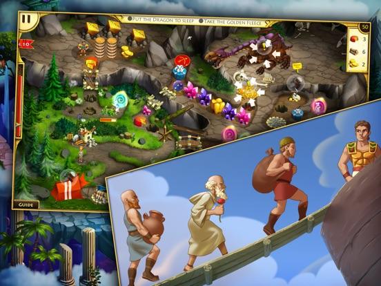 Скачать игру 12 Labours Hercules VII