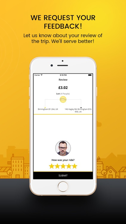 HopOnn  - The Taxi App screenshot-4