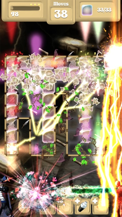 Wizard Vs Zombie Free Fall Unlocked Screenshot 1