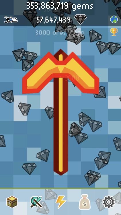 ClickCraft - Pocket Mining screenshot-0