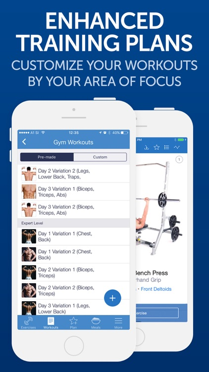 Fitness Buddy: Gym Workout & Home Exercise Trainer screenshot-4