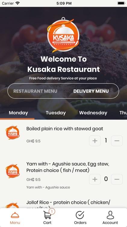 Kusaka screenshot-3