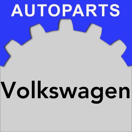 Автозапчасти для Volkswagen VW