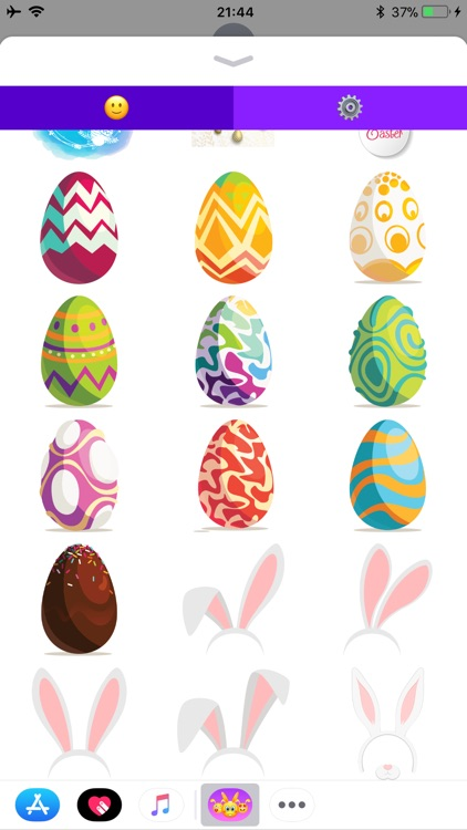 Happy Easter Emoji screenshot-8
