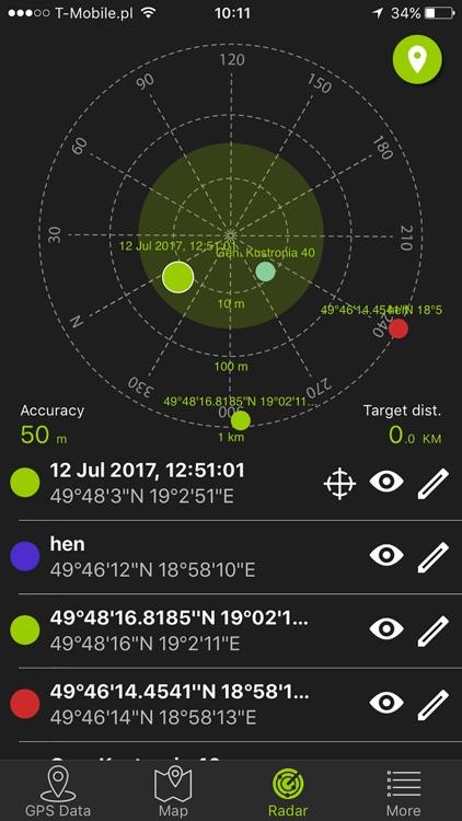 GPS Data Smart screenshot-4