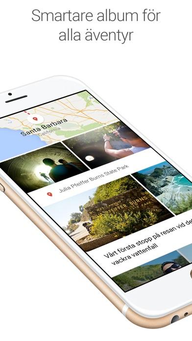 Screenshot for Google Foto in Sweden App Store