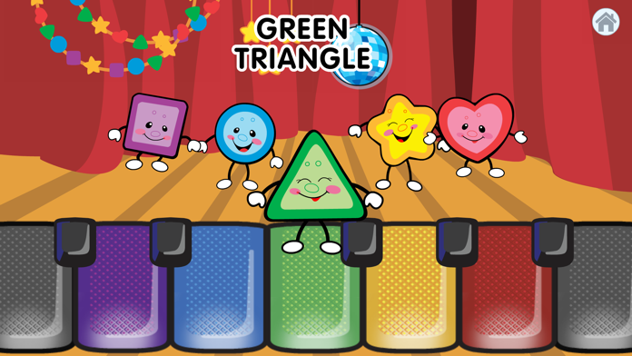 Laugh & Learn™ Shapes & Colors Music Show for Baby Screenshot